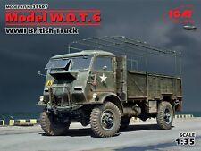 Model W.O.T. 6, WWII British Truck (Plastic Model Kit) 1/35 ICM 35507