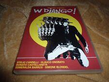 W Django! (1971) [1 Disc Region Free DVD] ITALIAN AUDIO WITH ENGLISH SUBTITLES