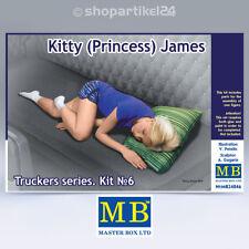 MASTER BOX 24046 - Truckers series. Kitty (Princess) James - 1:24 MB24046