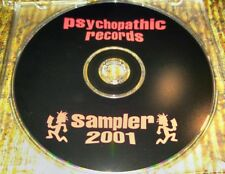 Insane Clown Posse – Psychopathic Records Sampler 2001