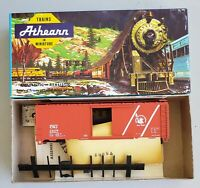 ATHEARN 456-6 CENTRAL OF NEW JERSEY 40' BOX CAR # 22579