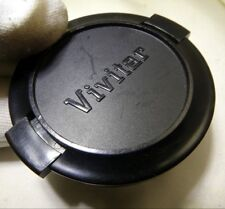 Vivitar 55mm Lens Front Cap Snap on type Plastic Genuine OEM   Free Shipping USA