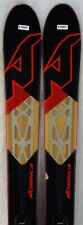 14-15 Nordica NRGy 100 Used Men's Demo Skis w/Bindings Size 177cm #819471