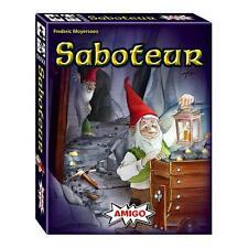 Saboteur Card Game Amigo Games Edition Dwarf Mining Family Party AGI 5712