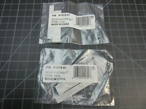 LOT of 2 - ORIGINAL NEW - Plantronics Mounting Tape For HL10 P/N 61578-01 OEM