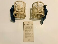 Mercedes Salazar Home Collection Set-of-Two Bird Napkin Rings