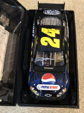 #24 JEFF GORDON 2008 PEPSI STUFF DUPONT 1/24 RCCA ELITE AUTOGRAPHED 56 OF 288