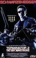 Terminator 2 - Tag der Abrechnung [VHS]   DVD   Zustand akzeptabel