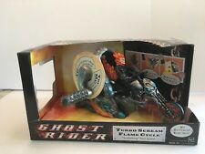 New Ghost Rider Movie Turbo Scream Flame Cycle with Marvel Legends Figure