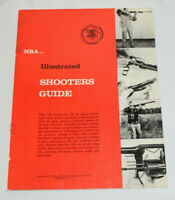 1959 NRA Shooters Guide published by National Rifle Assoc.