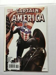 CAPTAIN AMERICA # 34 COVER A FIRST BUCKY AS CAPTAIN AMERICA MARVEL COMIC