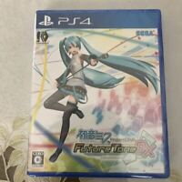 NEW Hatsune Miku Project DIVA Future Tone DX SONY PlayStation 4 Japanese ver. FS