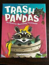 Gamewright Trash Pandas - The Raucous Raccoon Card Game