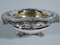 Gorham Bowl - A1753  Antique Edwardian Centerpiece   American Sterling Silver
