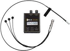 K&K Sound Trinity Mini PRO 3 Sensor Guitar Pickup w/Microphone, Preamp/EQ/PHASE