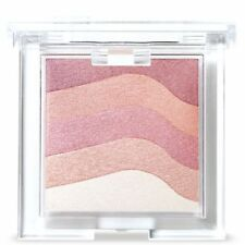 THE BODY SHOP Blush 0.3 Ounces Honey Bronze Shimmer Waves Compact Powder