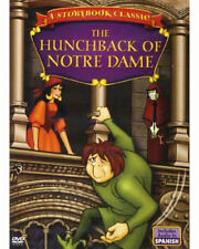 NEW The Hunchback Of Notre Dame DVD (A Storybook Classic) MOVIE 1985 NOTREDAME