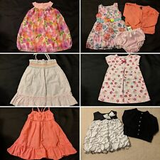Baby Girl Size 18 Months Spring & Summer Clothing Lot *dresses*