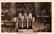 PC JUDAICA SYNAGOGUE Toledo - Sinagoga del Tránsito: Detalles (a1156)