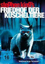 Stephen King's FRIEDHOF DER KUSCHELTIERE (Fred Gwynne) NEU+OVP