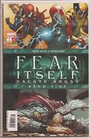 °FEAR ITSELF - NACKTE ANGST ° Band Eins Panini 2012 Brubaker-Fraction