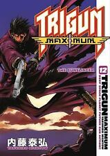 Trigun Maximum Volume 12: The Gunslinger (v. 12) Nightow, Yasuhiro Paperback