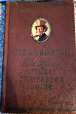 New listing 1957 Old Mr Boston Deluxe Official Bartender's Guide, hardcover