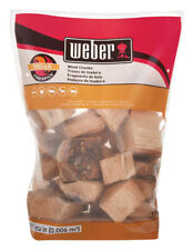 Weber Firespice Pecan Wood Smoking Chunks 350 cu. in.
