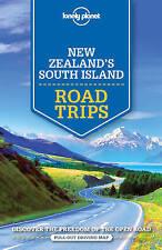 Lonely Planet Nueva Zelanda South Island viajes por Brett Atkinson, solitario..