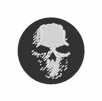 """E0037 COSPLAY GAME EMBROIDERED CAP PATCH GHOST RECON WILDLANDS 2"""" DIAMETER"""