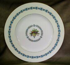 "Lovely Wedgwood Appledore English Bone China 10.75"" Dinner Plate - W 3257"