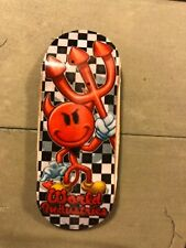LC BOARDS Fingerboard 98x34 World Industries Graphic Brand New FREE Grip Tape