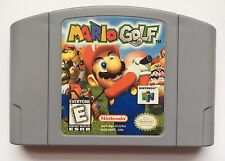Nintendo 64 N64 Mario Golf Video Game Cartridge