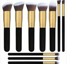 Foundation Makeup Brushes Tool Set Professional Beauty Accessories Fake Hair New