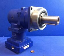 Alpha SPK 100-MF2-5-141-000 Right Angle Gear Box Speed Reducer 4500RPM