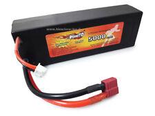 BATTERIA LiPo CASSA RIGIDA 5000mAh 11,1V ( 3S- 3celle)Burst 60C Disch.30C HIMOTO
