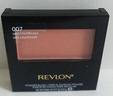 Revlon Powder Blush 5 G Number 007 Melon-drama