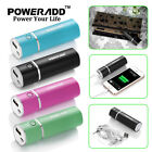 Poweradd 5000mAh External Battery Power Bank USB Portable Charger For Cell Phone