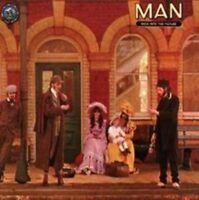 *NEW* CD Album Man - Back Into the Future (Mini LP Style Card Case)