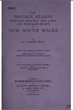 The postage stamps, envelopes,wrappers,postcards &telegraph stamps  New S Wales