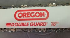 """Oregon 39272 Advancecut Chainsaw Bar And Chain Combo, 18"""" New no package"""