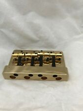 Ponte per basso 4 corde alta qualità gold oro BB011 Sung Il