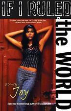 If I Ruled the World by Joy and Joylynn Jossel (2005, Paperback)