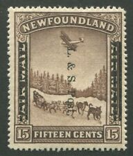 NEWFOUNDLAND #211iii MINT VF NH