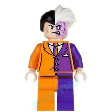 10PCS Set Lot Two Face Figures Lot Suicide Squad SuperHero Block Bricks Hot Toys