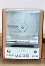 Sony CMT-EX1 Stereo System CD Player Bookshelf AM FM Radio Works Needs Repair