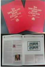 1985 New Zealand Collector's Booklet full set of postage stamps MUH