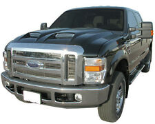 Ford F250/350/450/550 Super Duty G-Force Functional Ram Air Hood Fits 2008-2010