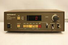 ROLAND PR 800 DIGITAL PIANO RECORDER VINTAGE MIDI RECORDER