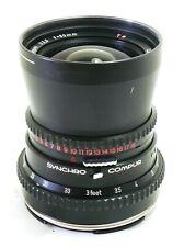 Hasselblad 60mm f/3.5 Zeiss Distagon C T* lens EXC+ #36939